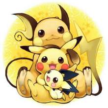pikachu evolution line